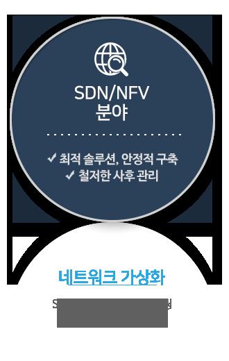 SDN/NFV 분야 네트워크 가상화